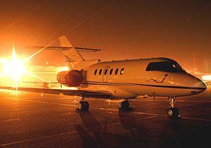 Textron Aviation - Hawker 800