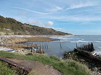 Reeth Bay - Image: Reeth Bay, Isle of Wight, UK