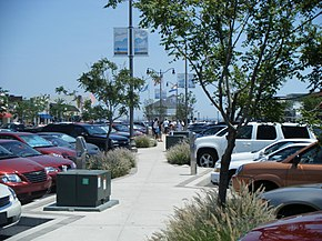 Rehoboth Avenue EB past First Street.JPG