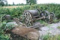 Remains of converted steam winch, Swannington - geograph.org.uk - 906704.jpg