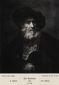 Rembrandt - Portrait of a rabbi in a beret.jpg