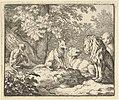 Renard Coninues his False Revelations from Hendrick van Alcmar's Renard The Fox MET DP837717.jpg