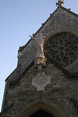 Rennes - Église Sacrés-Cœurs 120211-03.jpg