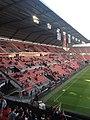 Rennes - Montpellier L1 20150815 - Tribune Lorient.JPG