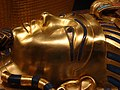 Replica of middle sarcophage of Tutankhamun (4888376034).jpg