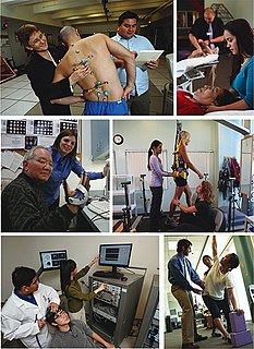 Kinesiology The study of anatomy, physiology, and mechanics of body movement, especially in humans.