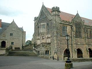 Repton School independent school in Repton, Derbyshire, England