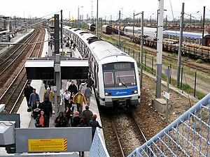Noisy-le-Sec Station
