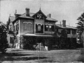 Residence of Mr C.W. Bunting, Queen's Park, from 'Toronto Old and New...'.png