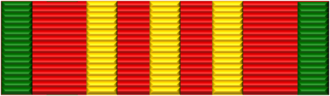 Resolution for Victory Order - Ribbon of the Resolution for Victory Order