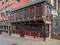 Restaurant Postwagen und Ratskeller - Markt - Altstadt Aachen - Nordrhein-Westfalen - Deutschland (21773611028).jpg
