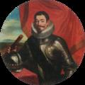 Retrato de D. Francisco de Sá e Meneses, 2.º Conde de Penaguião (c. 1750) - Colecção Maria da Conceição de Lencastre e Távora.png