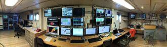 RV Roger Revelle (AGOR-24) - Computer lab
