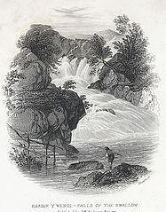 Rhaidr Y Wenol - Falls Of The Swallow