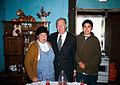 Ricardo Lagos visita casa de familia Toro Díaz beneficiados por subsidio de vivienda, Santa Cruz 2.jpg