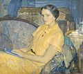Richard Edward Miller, 1934 - Portrait of Shelia McManus.jpg