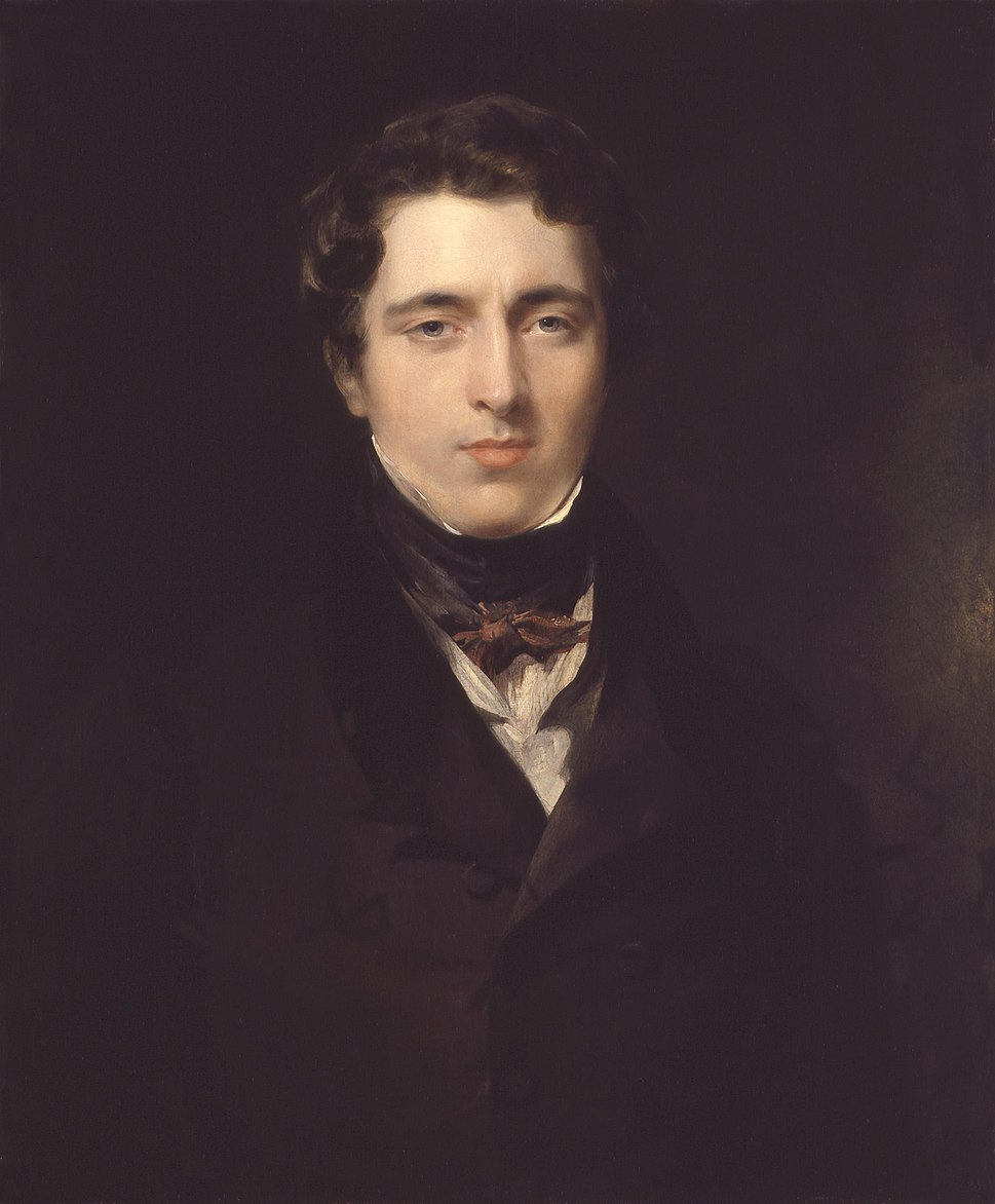 Richard Parkes Bonington by Margaret Sarah Carpenter (née Geddes)