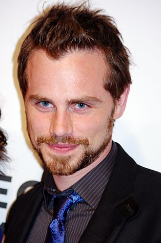 Rider Strong - Strong at the 2011 Tribeca Film Festival