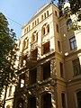 Riga, Antonijas str., Art Nouveau -Jugendstil - Classicism - panoramio.jpg