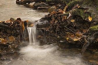 Rio Mandeo Mini cascada.jpg