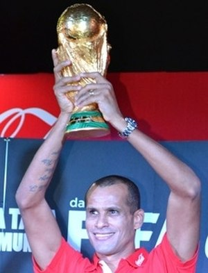 Rivaldo - Rivaldo in May 2014