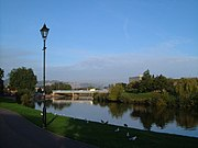 River Exe at Exeter - geograph.org.uk - 258229