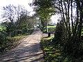 Road at Whitetown - geograph.org.uk - 274564.jpg
