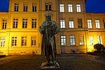Robert Wilhelm Bunsen by Hermann Volz - Heidelberg, Germany - DSC01558.jpg