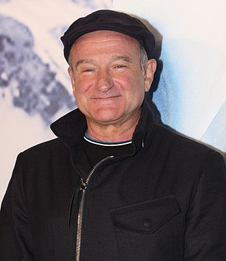 Robin Williams - Image: Robin Williams (6451536411) (cropped)
