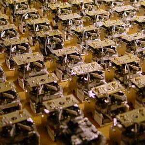 Microbotics - Image: Robot army