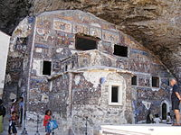 Rock Church, Sumela.JPG