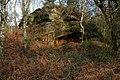 Rock outcrop, Kinver Edge - geograph.org.uk - 331137.jpg