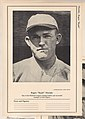 """Rogers """"Rajah"""" Hornsby from Sports Exchange All-Stars trade cards (W603) MET DPB882282.jpg"""