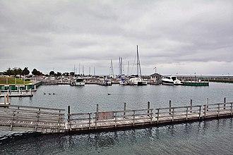 Rogers City, Michigan - Harbor