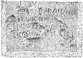 Roman Inscription found near Bettir in 19th century.jpg