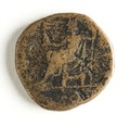 Romerskt bronsmynt, 174 - Skoklosters slott - 110745.tif