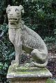 Romolo del Tadda, cane seduto, 1590 circa 02.JPG
