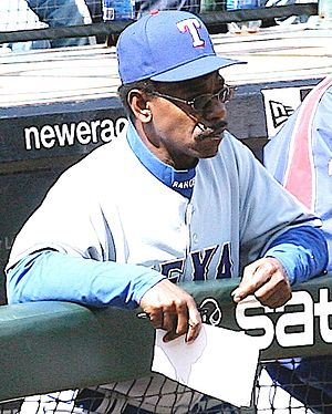 Ron Washington - Ron Washington in 2007