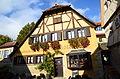 Rothenburg ob der Tauber Burggasse 8-001.jpg