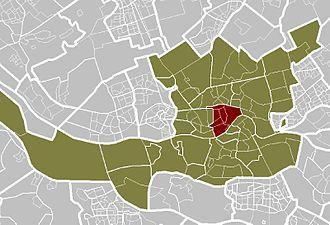 Rotterdam Centrum - Image: Rotterdam centrum
