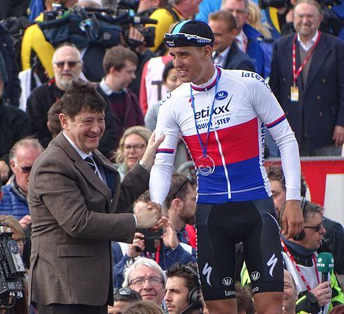 Roubaix - Paris-Roubaix, 12 avril 2015, arrivée (B12).JPG