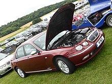 Rover 75 Wikipedia