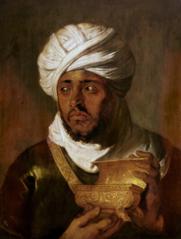 The Moorish King Melchior