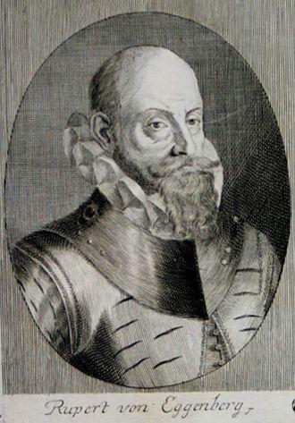 Ruprecht von Eggenberg - Ruprecht von Eggenberg, kaiserlicher General