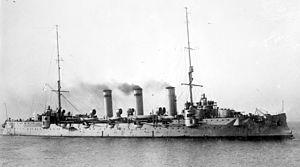 Bogatyr-class cruiser - Oleg