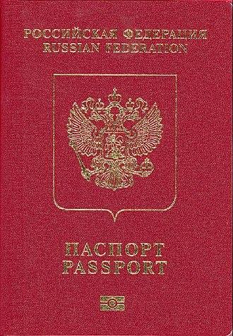 Citizenship of Russia - Russian passports are a visible feature of Russian citizenship