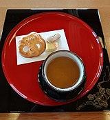 さんぴん茶と沖縄の菓子