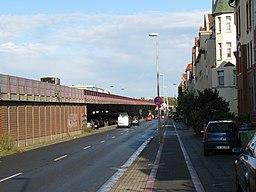 Südschnellweg in Hannover