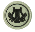 SANDF Qualification SACB Senior Musician badge embossed.png
