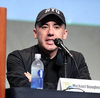 Michael Dougherty - Dougherty at SDCC 2015